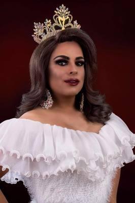 Tatiana Clark, Miss Gay Pennsylvania America 2017