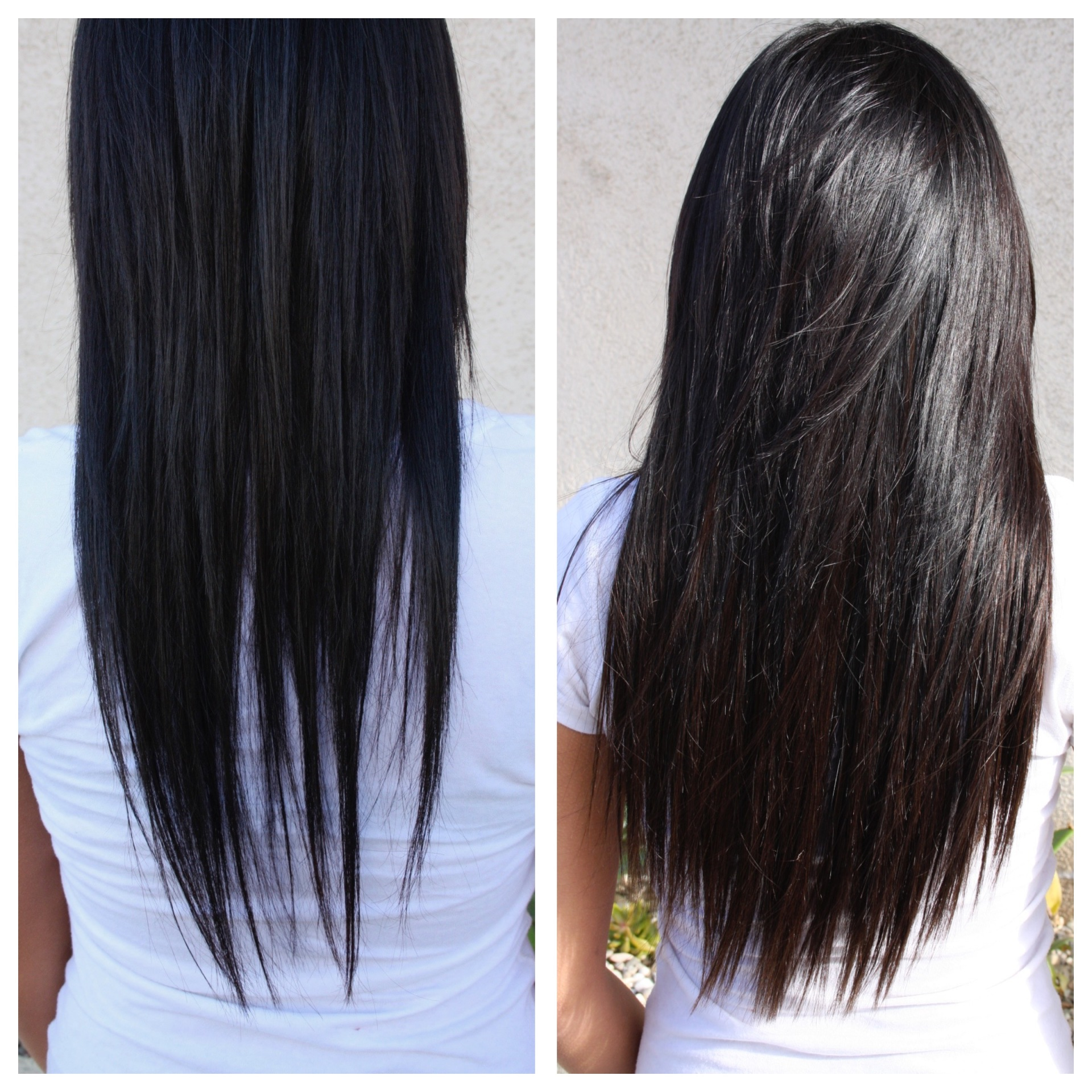 Santa Monica hair extensions