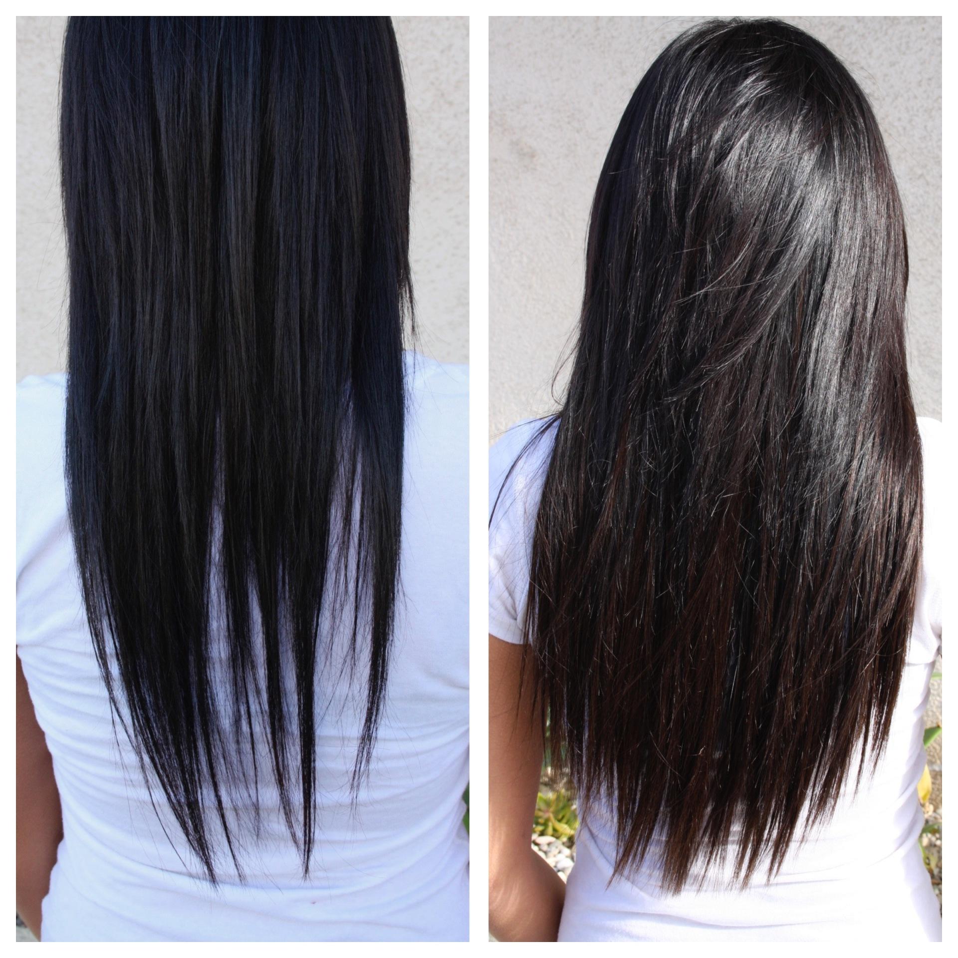Santa Monica hair extensions