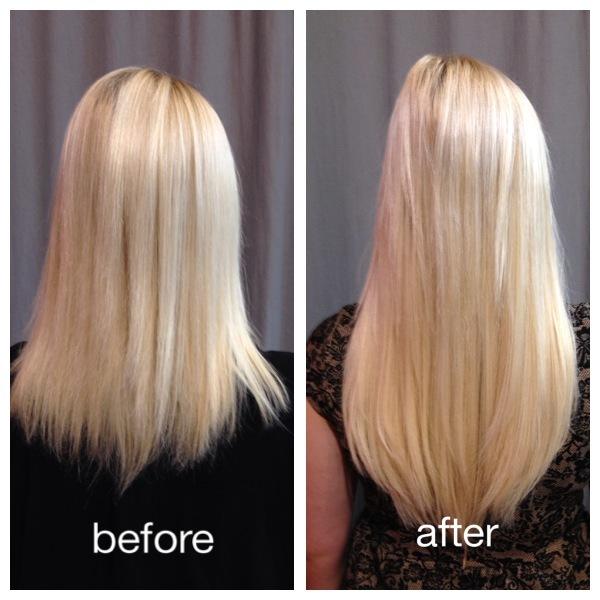 keratin hair extensions santa monica