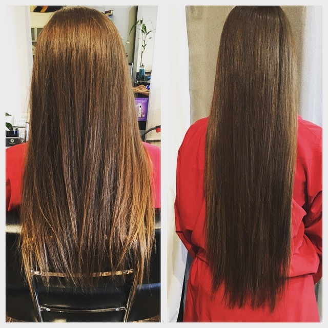 "22"" Tape in Hair extensions"