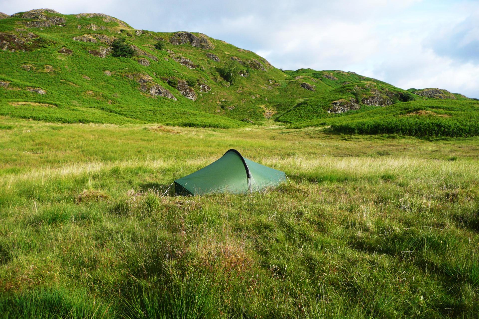 Wild Camping Weekend