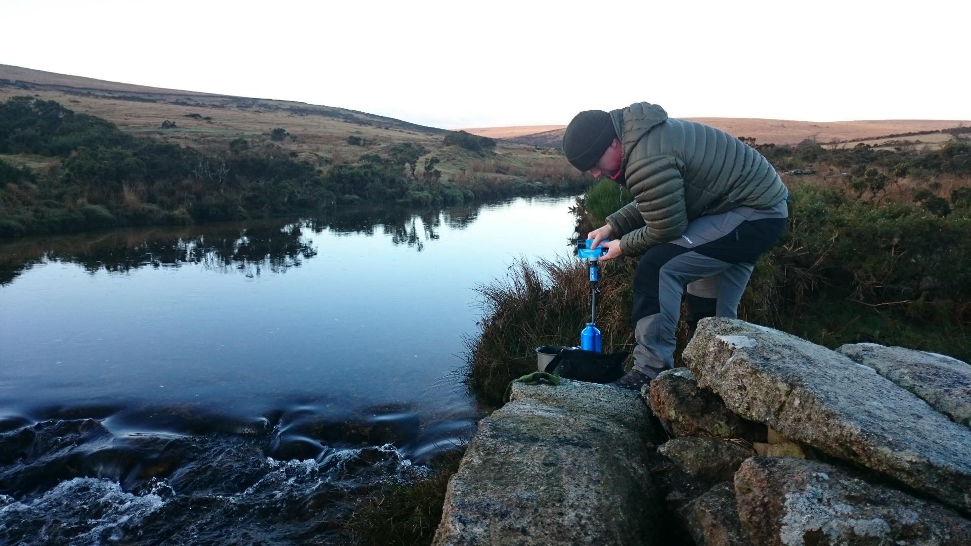 Dartmoor, wild camping