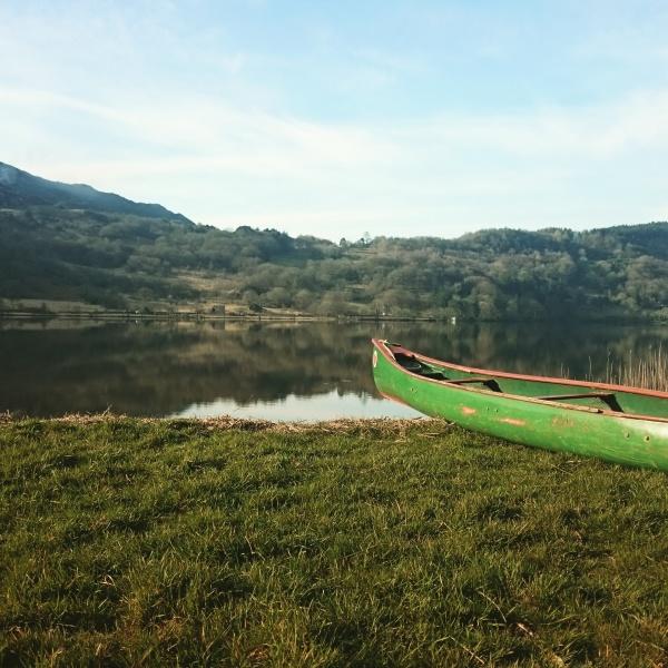 Open top Canadian canoe trips