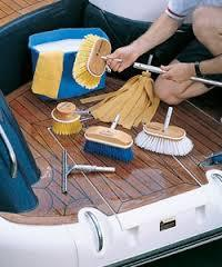 BOAT CLEANING  We Do That To