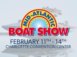 Come and see us at The Boat Show