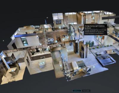 3D Interactive Plans