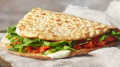 Flat and Whole Grain Bread