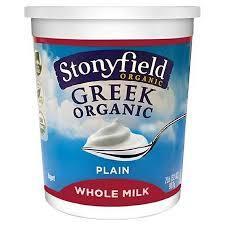 Greek Organic Yogurt