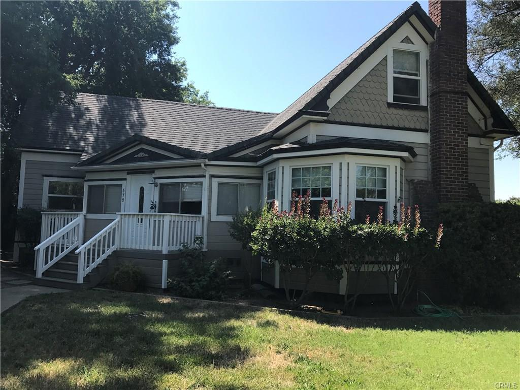 679 N Murdock Ave. • Willows 95988  SOLD FOR $235,000 CASH