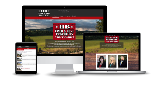 WEBSITE - HB Ranch and Homes Realty, Willows, CA