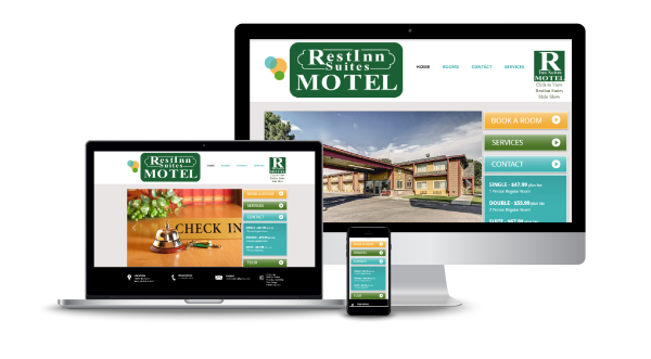 WEBSITE - Rest Inn Suites Hotel, Wells, NV