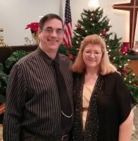 Pastor Jon Ralston