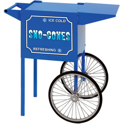 sno cone cart