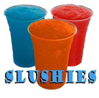 slushies