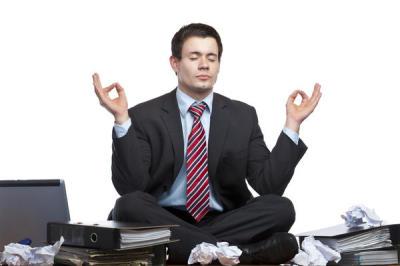 Just Breath: Stress Management