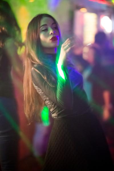 Moscow nightclubs DJ
