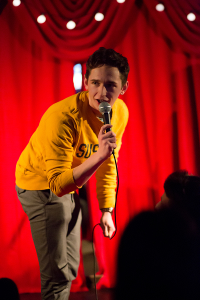 Moscow Comedy StandUp Milo Edwards