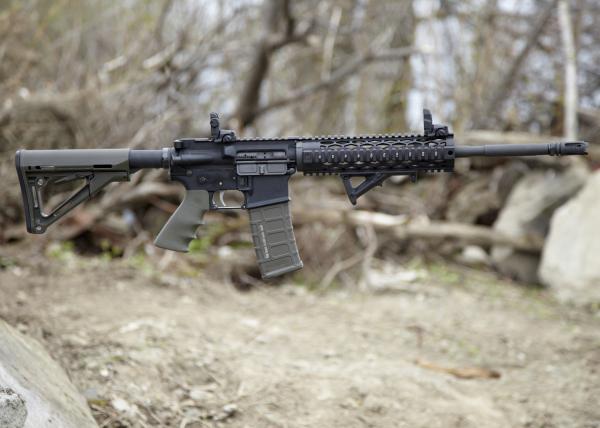 Tactical Intro AR Carbine Training