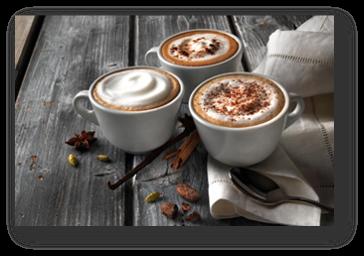 Siempre se puede encontrar un momento para una buena taza de café