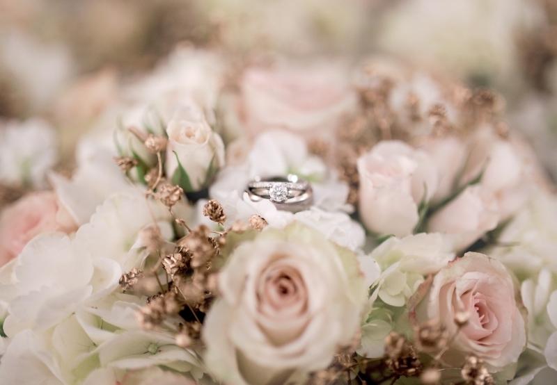 Dalia & Michael's Real Wedding