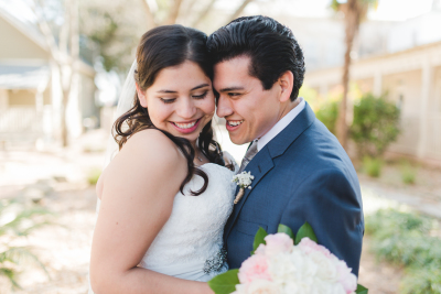 Jessica & Ronnie's Real Wedding