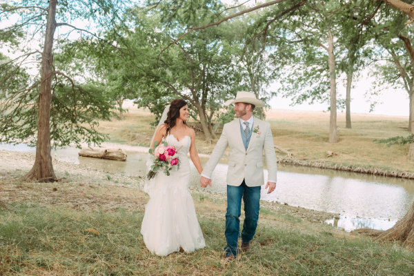 Deanna+Rick's Wedding