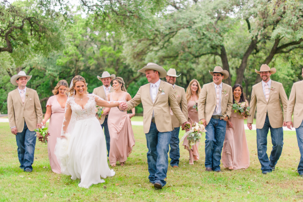 Taylor & Keet's Wedding