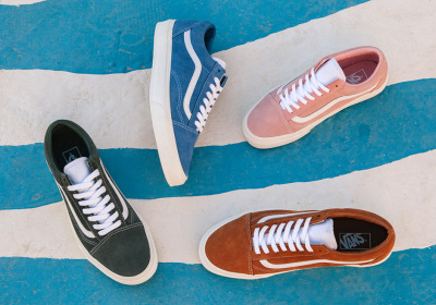 "Vans Drops ""Retro Sport"" Pack"