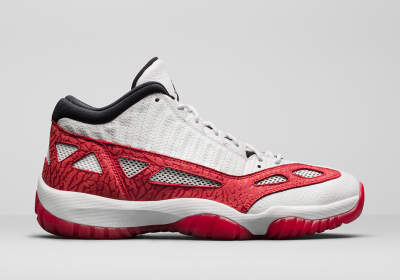 "Air Jordan 11 ""Fire Red"""