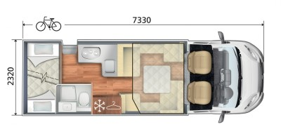 707 Lay Out