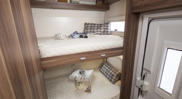 Roller Team 707 Bunk Beds