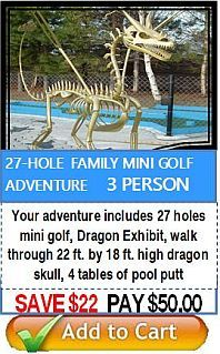 27 hole family fun sudbury ontario