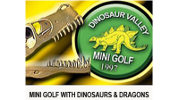 Dinosaur Valley Mini Golf sudbury ontario