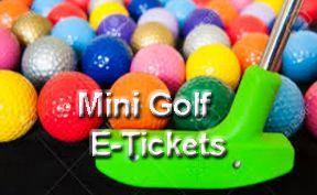 miniature golf in sudbury ont. Canada