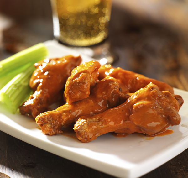 Voted Best Wings in the Hudson Valley