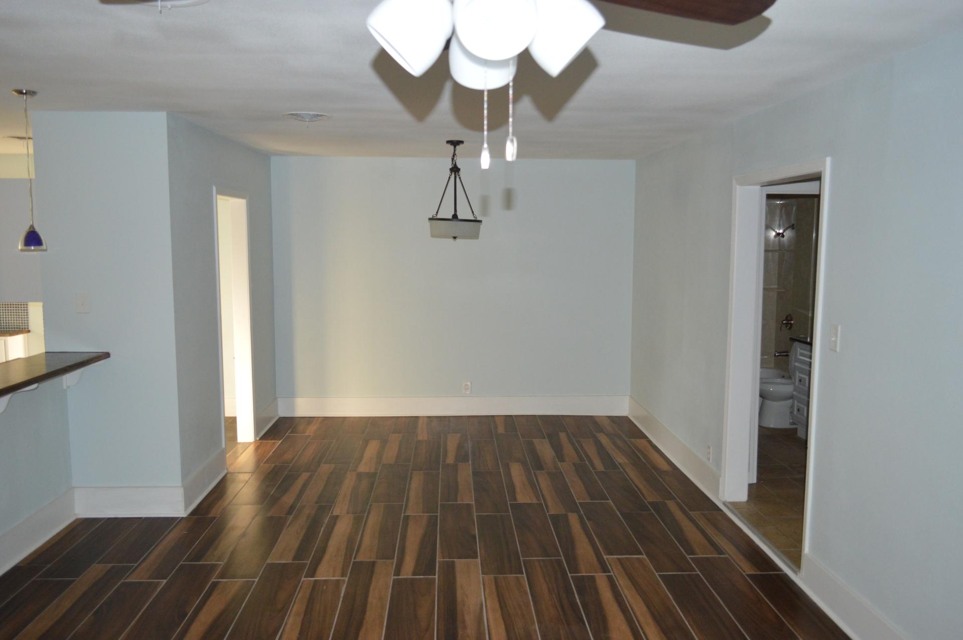 Avella Ultra Wood Grain Ceramic Tile and Summer Sky Walls