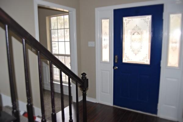 Custom Interior Door Colors