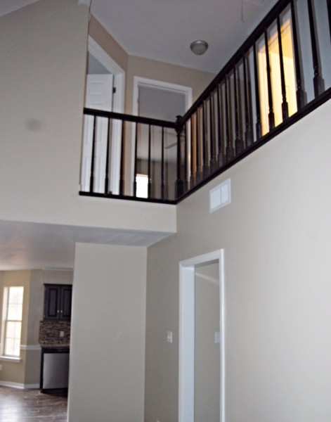 Second Java Accent Banister