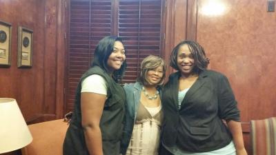 Ms. Horn, Mrs. Carthen, Ms. Jenkins