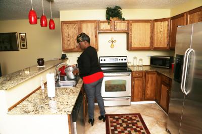 Ms Gidden's Cooking