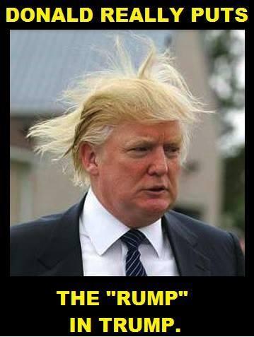 Rump-In-Trump