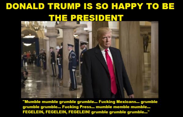 Happy Trump