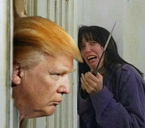 Here's Donnie!
