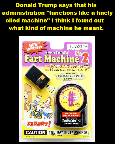 Well Oiled machine