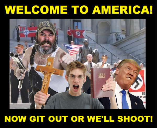 Welcome To America #1