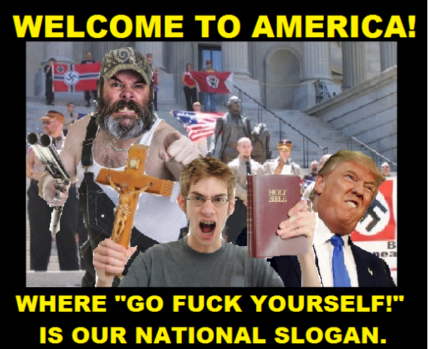 Welcome To America 2