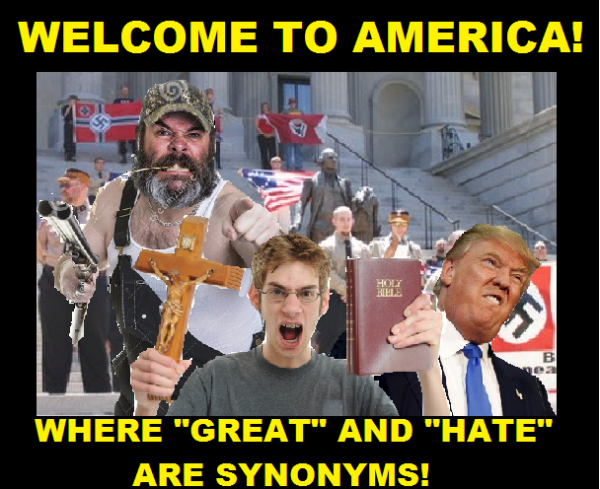 Welcome To America 3