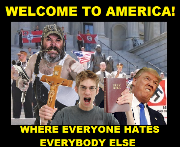 Welcome To America 4