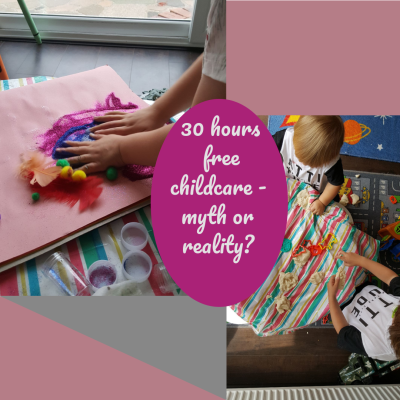 The 30 hour 'free' childcare myth